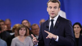 UE: Macron veut des règles modulables pour les banques et assurances