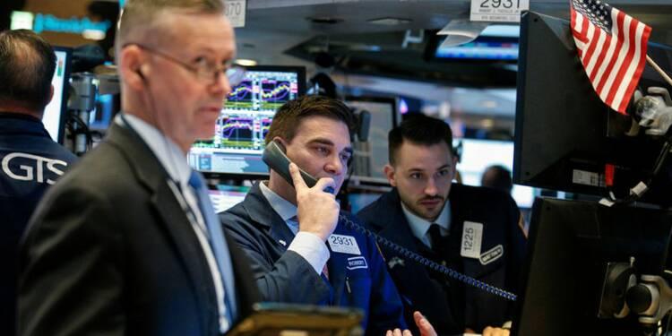 Wall Street grimpe sur des résultats bien accueillis