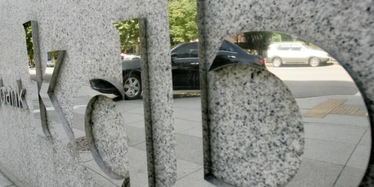 La banque publique KDB prête à épauler GM en Corée