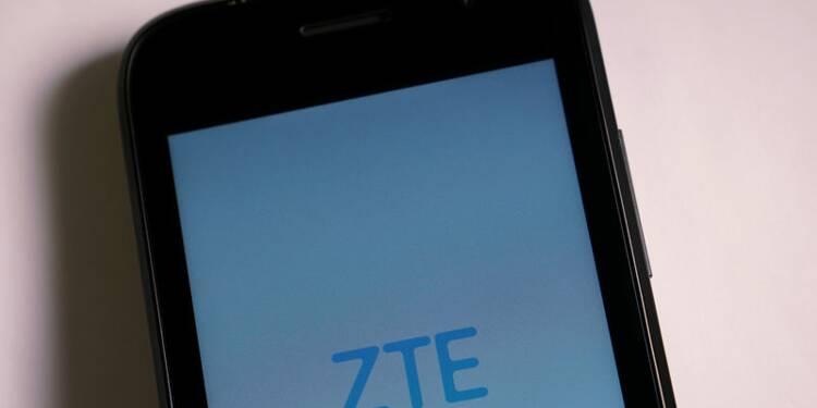 ZTE, dans la tourmente, reporte la publication de ses résultats
