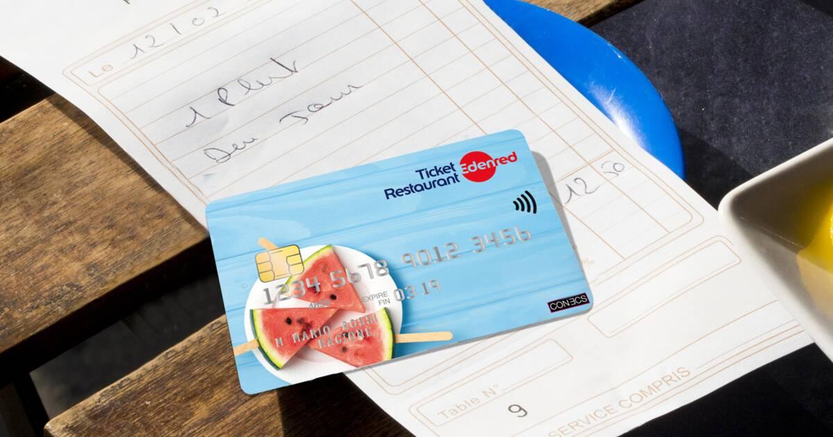 Carte Bleu Ticket Restaurant.A Partir De Ce Lundi Vous Pourrez Regler Deliveroo En