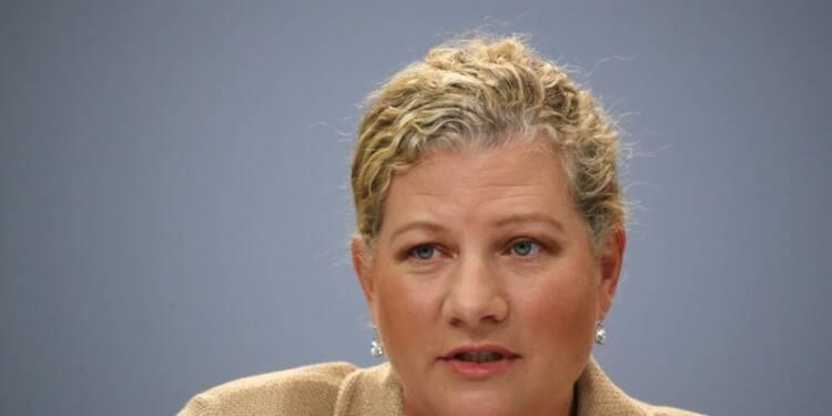 Deutsche Bank: Départ de la présidente du directoire déléguée