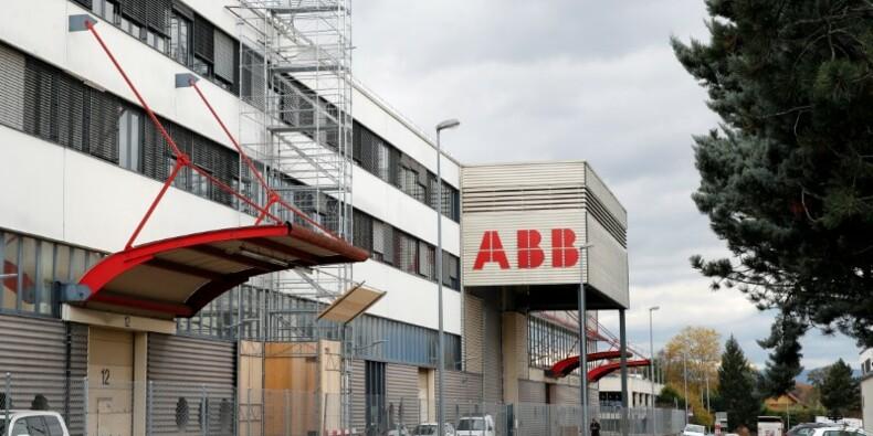 ABB se donne de l'air avec ses résultats du 1er trimestre