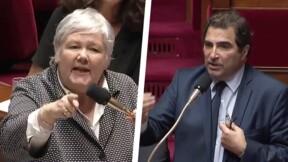 Violent clash entre la ministre Jacqueline Gourault et Christian Jacob à l'Assemblée