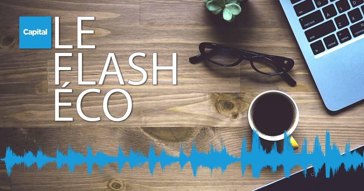 Retrouvez l'essentiel de l'actu éco du jour dans le flash réalisé par Capital., L'info pratique Capital : n'ayez pas peur d'investir en Bourse durant le mois d'octobre. Cette période de l'année jouit en