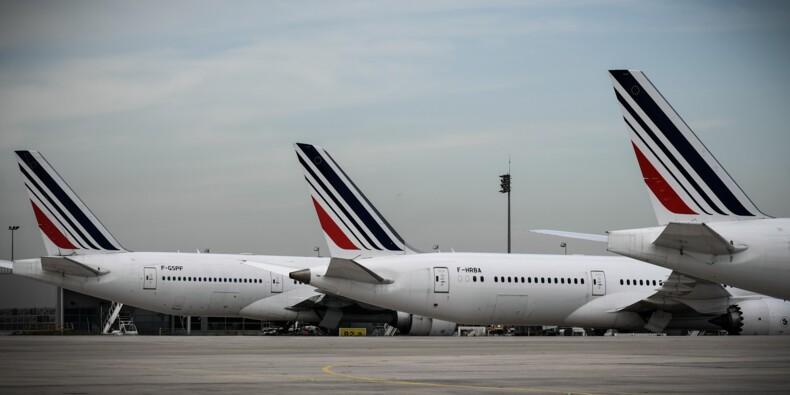 Les Boeing d'Air France cloués au sol à cause du syndicat des pilotes ?