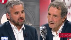 Zapping politique : quand Alexis Corbière félicite... un journaliste!