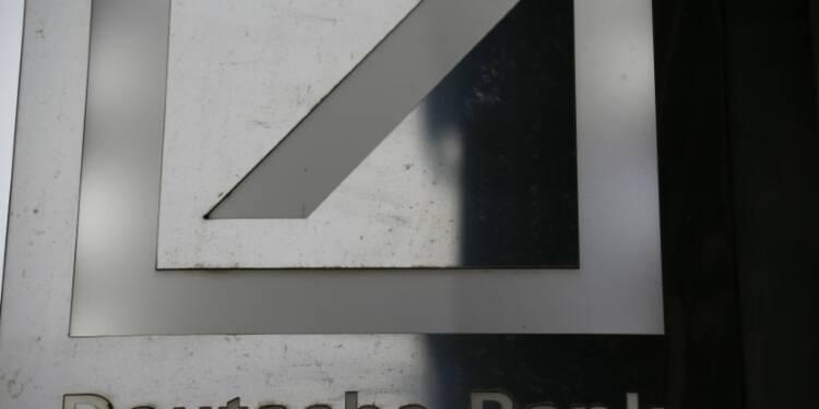 Transfert erroné: La BCE demande à Deutsche Bank de s'expliquer