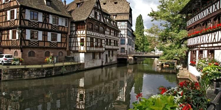 Immobilier : où acheter à Strasbourg, pour habiter ou pour louer