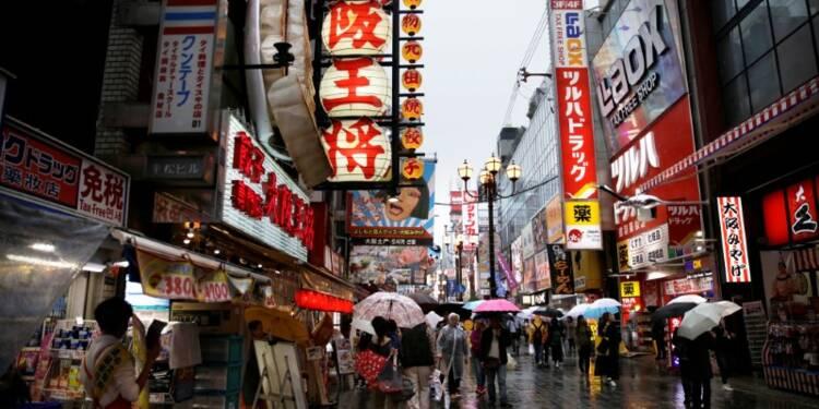 Ralentissement de l'inflation en mars au Japon