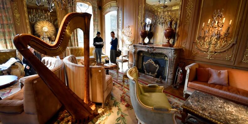 Enchères : vente record pour le mobilier du Ritz