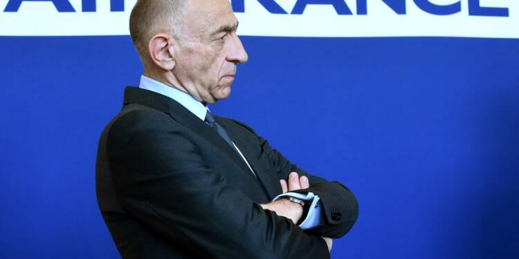 Tremblement de terre chez Air France-KLM : le PDG démissionne!