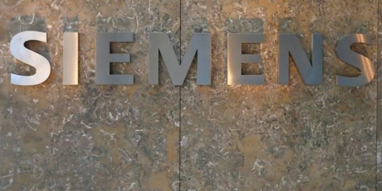 Siemens se dit satisfait de son activité rail au 2e trimestre