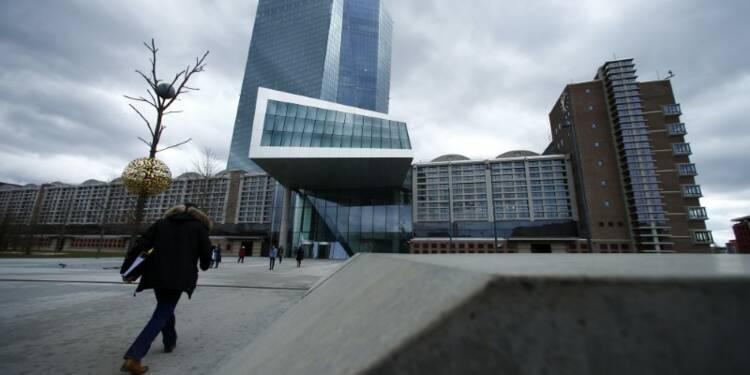 La BCE envisage de renoncer à des règles sur le stock de prêts non remboursés