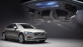 Le concept d'ambiance étonnant de Volvo pour taquiner BMW, Mercedes et Audi