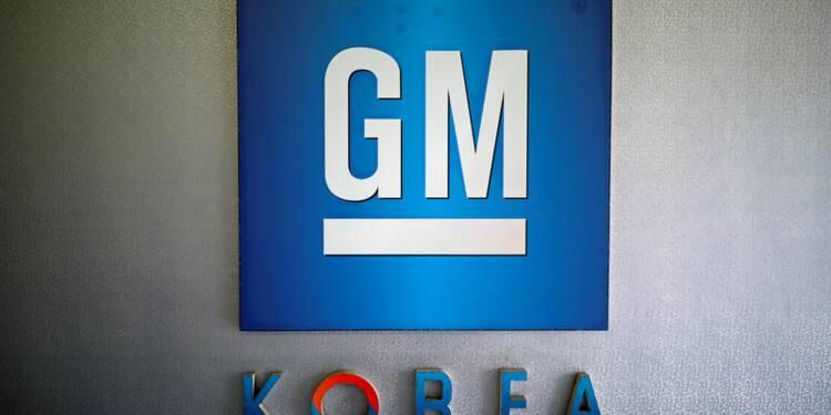 GM Korea sauvé par un accord salarial de dernière minute