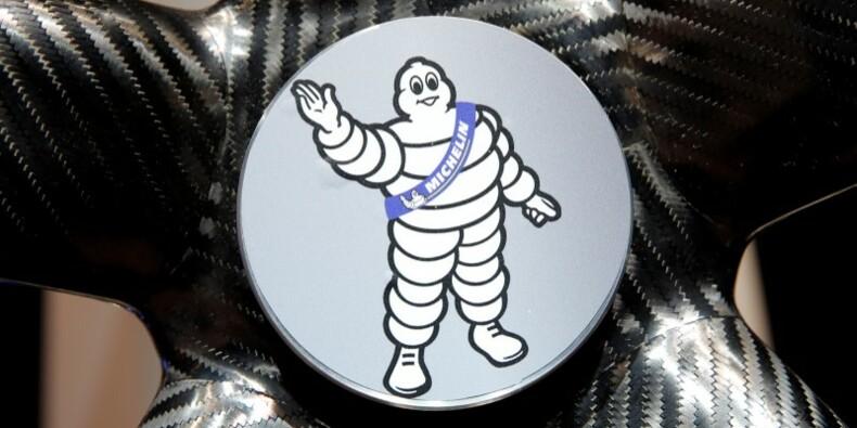 Michelin: Ventes en baisse de 6,3% au premier trimestre avec les changes, la Chine et les USA