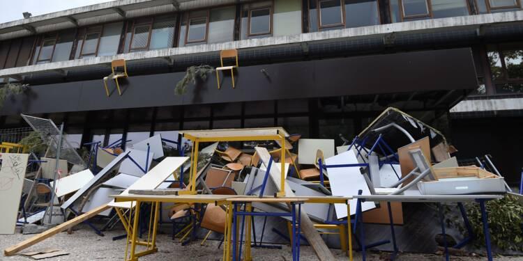 Blocage des universités : plus d'un million d'euros de dégâts selon le gouvernement !