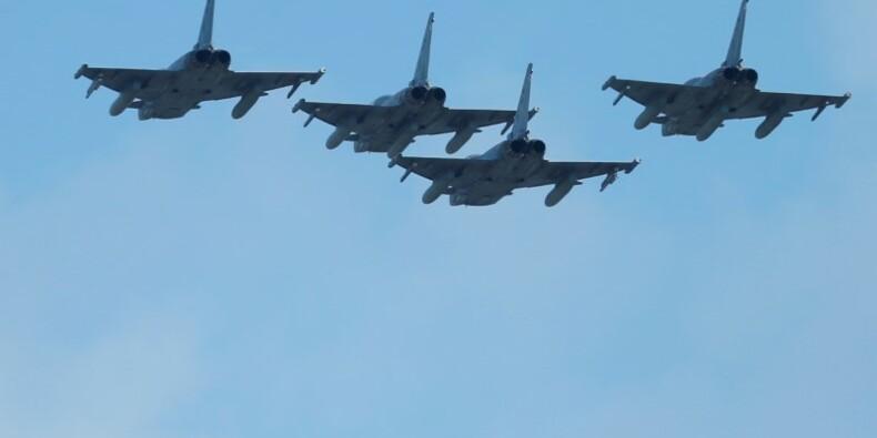 Berlin reçoit les offres d'Airbus et Lockheed pour ses Tornado