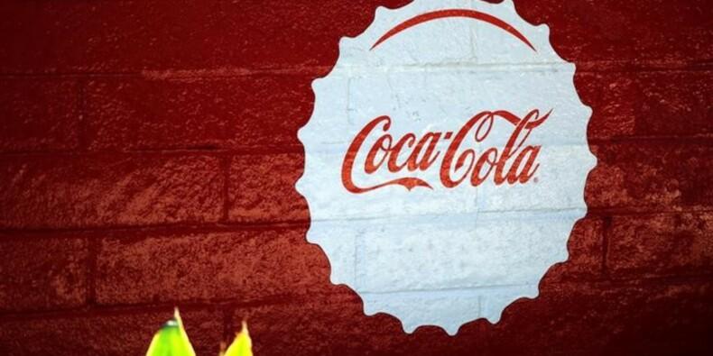 Les ventes de Coca-Cola repartent au 1er trimestre avec le Diet Coke revisité