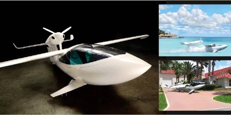 Investir dans Lisa Airplanes et son avion biplace qui se pose sur terre, sur mer et sur neige