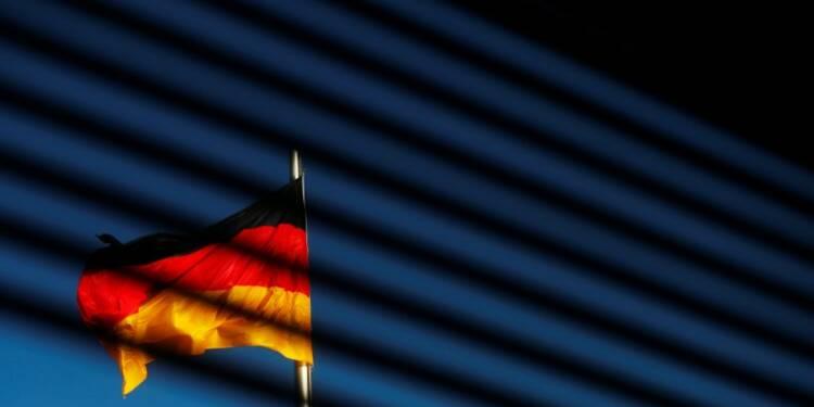 Berlin a abaissé sa prévision de croissance pour 2018 à 2,3%