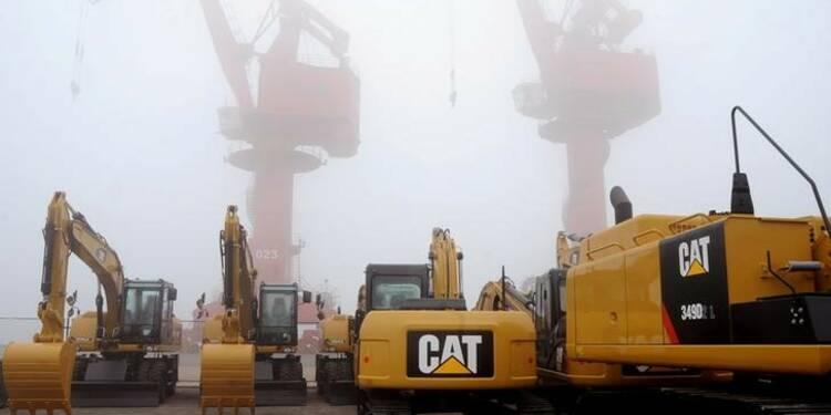 Caterpillar: Les taxes sur l'acier pourraient affecter les marges, le titre chute