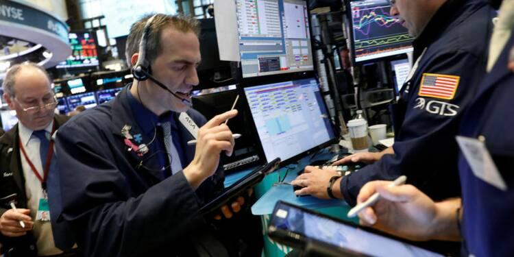 Wall Street reste nerveuse avec la remontée des rendements