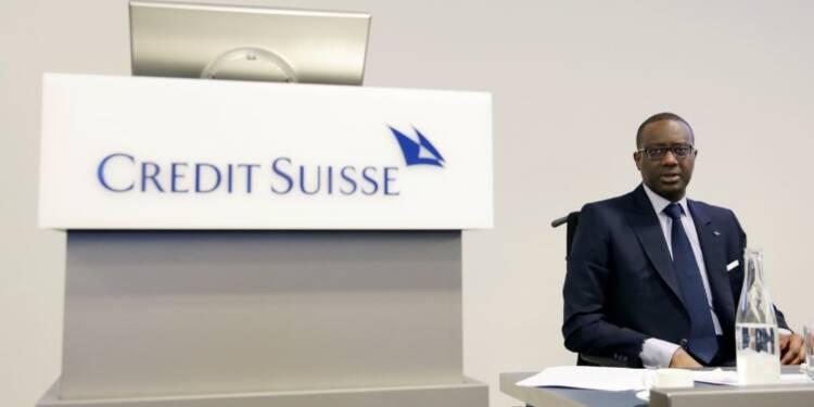 Crédit Suisse bat le consensus au 1er trimestre