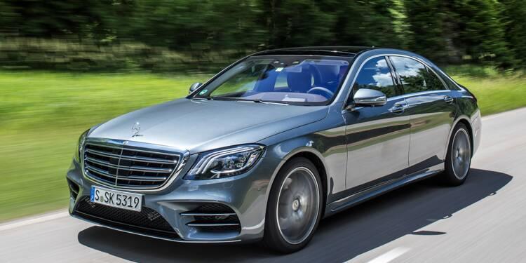 Mercedes Classe S >> Mercedes Classe S La Berline Qui Resiste Aux Suv Capital Fr