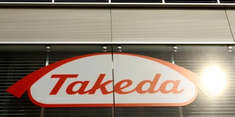 Shire prêt à recommander une offre de 46 milliards de livres de Takeda