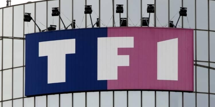 TF1 confirme ses objectifs, recettes pub en petite hausse au premier trimestre