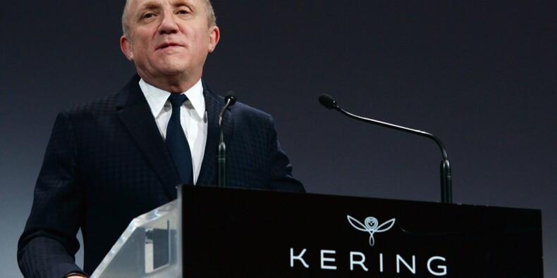 La croissance du géant du luxe Kering s'envole, portée par Gucci