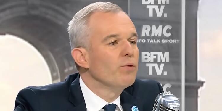 François de Rugy, président de l'Assemblée nationale
