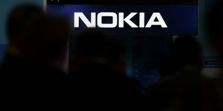 Nokia: Bénéfice au 1er trimestre en deçà des attentes, le titre chute