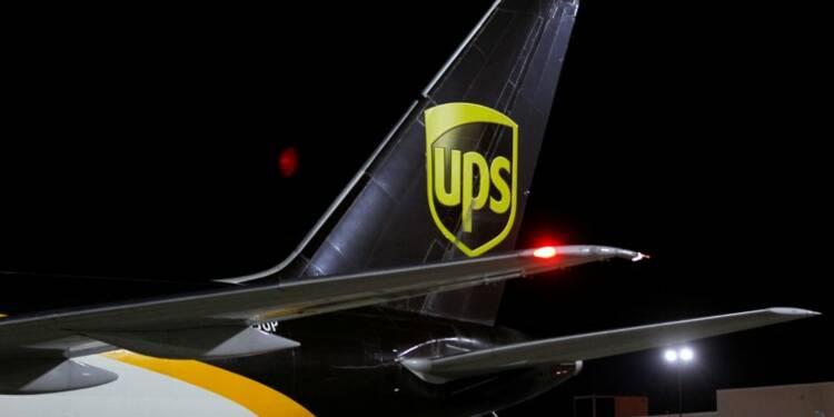 UPS a livré plus au 1er trimestre mais les coûts connexes ont augmenté