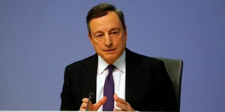 L'euro monte, la BCE pas inquiète sur les changes ni sur l'économie