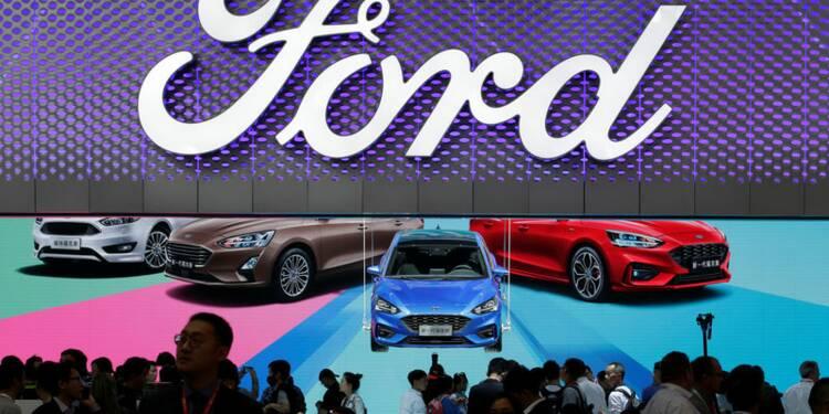 Ford veut accélérer la réduction des coûts et l'amélioration des marges