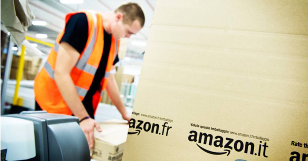 Amazon un rapport alarmant sur les conditions de travail - Le comptoir de l immobilier montelimar ...