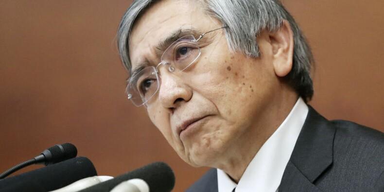 La BoJ renonce à un calendrier pour son objectif de 2%
