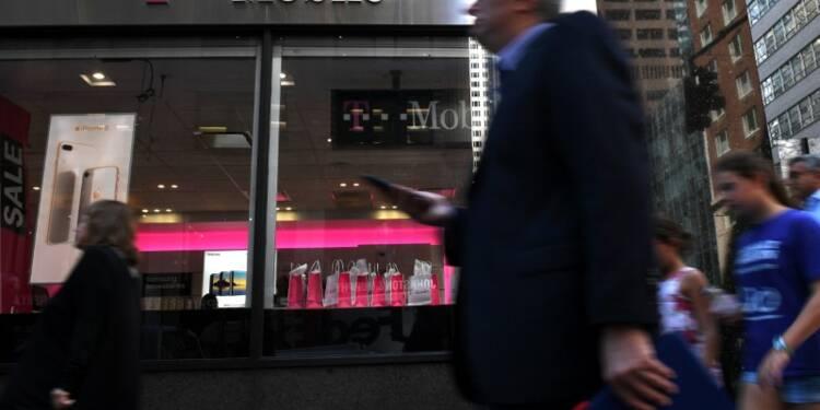 T-Mobile et Sprint finalisent les termes de leur fusion