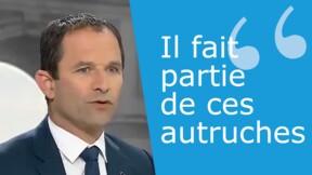 Zapping politique : Benoît Hamon pilonne François Hollande