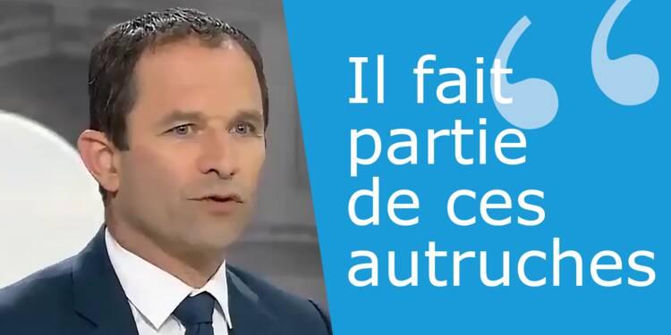 Benoît Hamon, fondateur du mouvement Génération-s