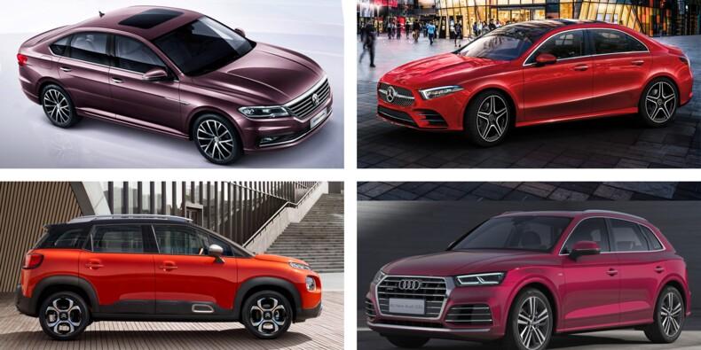 Salon de l'auto de Pékin : ces voitures européennes… que vous ne verrez jamais en Europe!