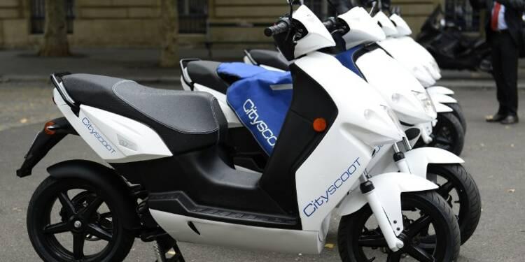CityScoot étend sa flotte et s'implante à Nice