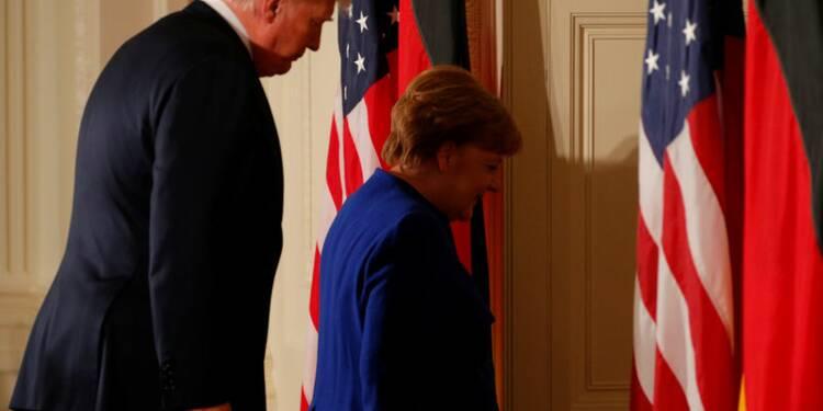 Les milieux d'affaires allemands inquiets des droits de douane US