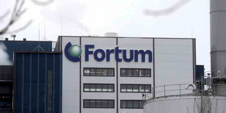 Fortum obtient l'aval de Moscou pour racheter une part d'Uniper