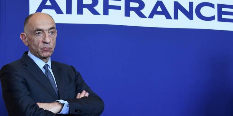 Grève à Air France : les syndicats de KLM en colère contre leurs homologues français