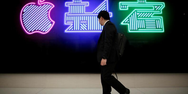 L'actionnaire d'Apple gratifié par la réforme fiscale