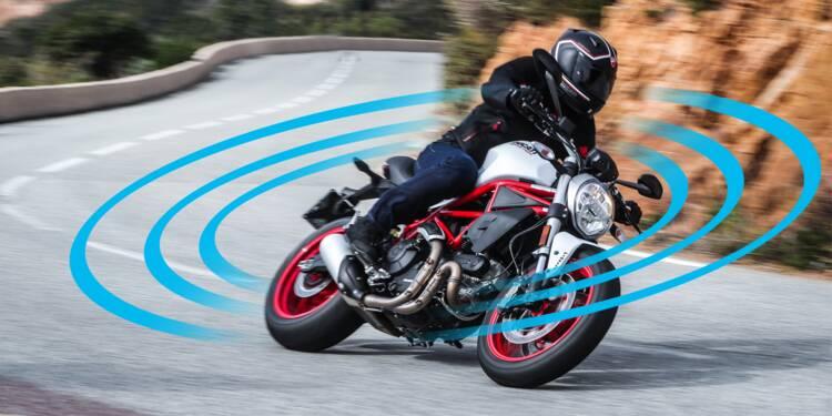 Aras, le système anti-collision de Ducati dès 2020